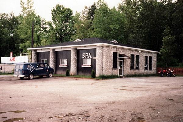 Historique - 1982 SPA Estrie - La Société protectrice des animaux de l'Estrie